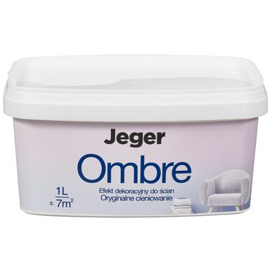 Efekt dekoracyjny OMBRE 3 1 l Oryginalne cieniowanie JEGER