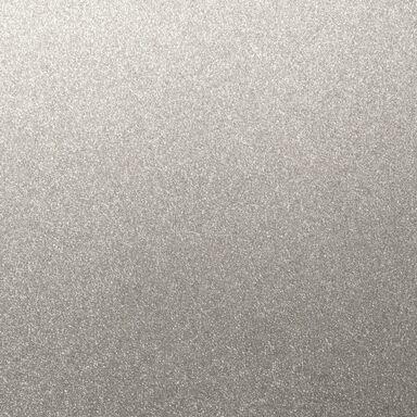 Okleina GLITTER srebrna 67.5 x 150 cm w połysku