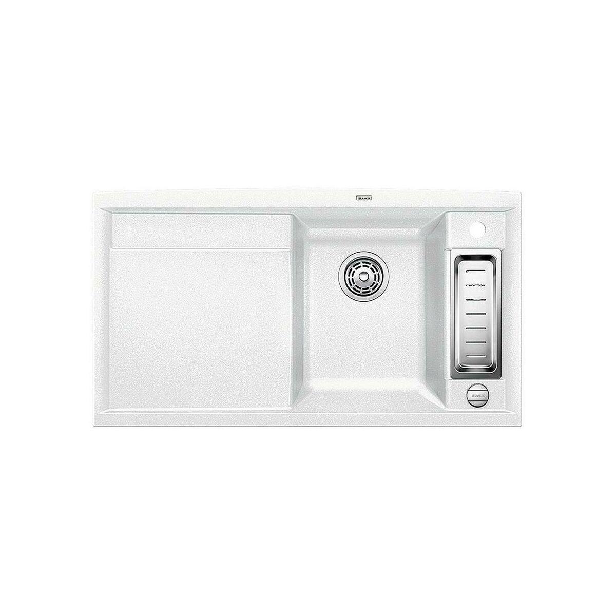 zlewozmywak axia ii 5 s blanco zlewozmywaki granitowe. Black Bedroom Furniture Sets. Home Design Ideas