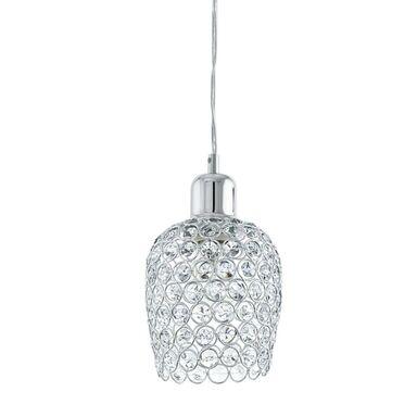 Lampa wisząca Bonares chrom E27 Eglo