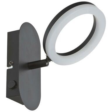 Reflektork IRING czarny LED INSPIRE