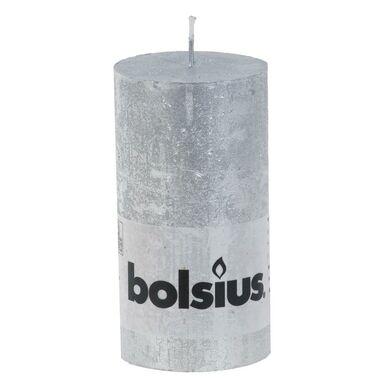 Świeca RUSTIC METALLIC  zapach: Bezzapachowy  BOLSIUS