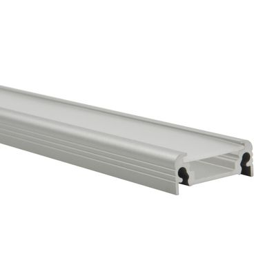 Profil do ta my led profilo d set fr kanlux akcesoria do for Profilo alluminio led leroy merlin
