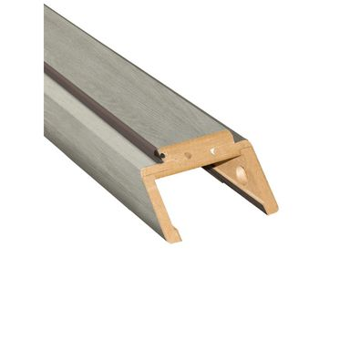 Belka górna ościeżnicy regulowanej 90 Dąb silver 380 - 400 mm Artens