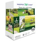 Nasiona traw na tereny sportowe i rekreacyjne WEMBLEY 1 kg NAJLEPSZE TRAWY Z IŁAWY