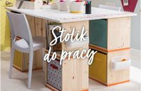 Jak zrobić praktyczny stolik do pracy