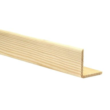 Katownik Rownoramienny 40 X 40 X 2500 Mm Drewniane Listwy Profilowane W Atrakcyjnej Cenie W Sklepach Leroy Merlin