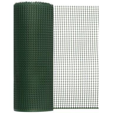 Siatka plastikowa 0.8 x 50 m zielona