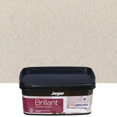 Farba dekoracyjna BRILLANT Kolor nr 3Brokatowy JEGER