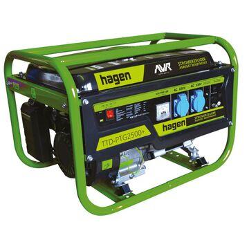 Agregat prądotwórczy TTD-PTG2500+  moc2,2 kW HAGEN
