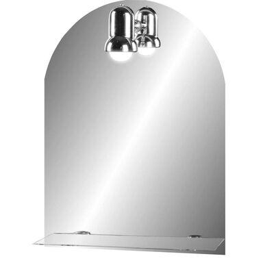 Lustro łazienkowe SOLO 40 x 60 DUBIEL VITRUM