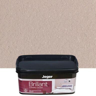 Farba dekoracyjna BRILLANT Kolor nr 5Brokatowy JEGER