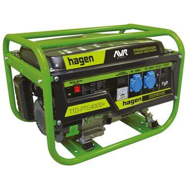 Agregat prądotwórczy TTD-PTG4000+ HAGEN