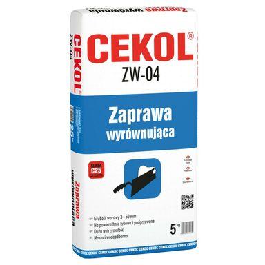 Zaprawa wyrównująca ZW-04 5kg CEKOL