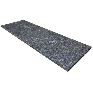 Parapet granitowy Indy black 122x30x2 cm KNAP