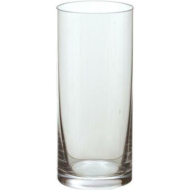 Wazon szklany wys. 25 cm transparentny