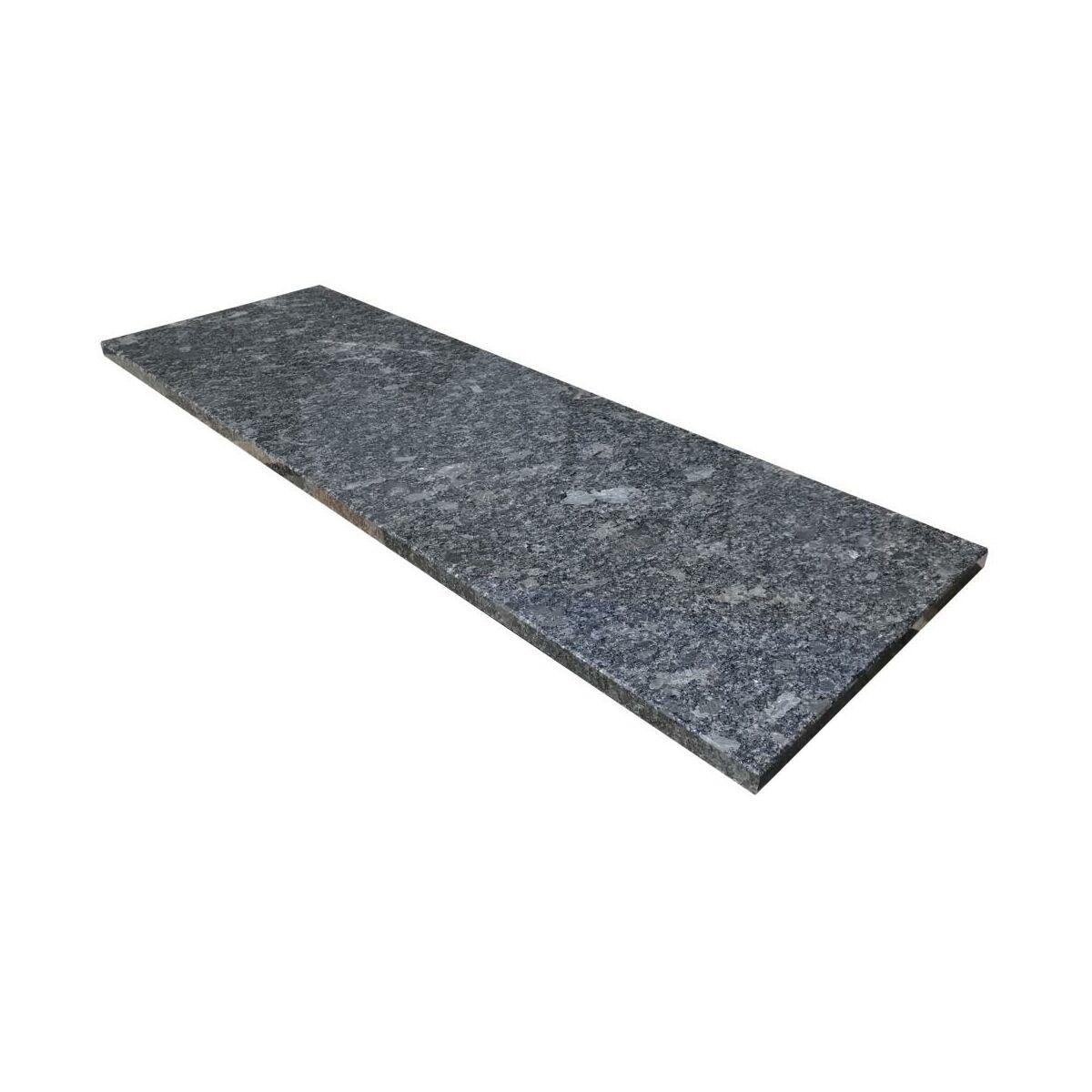 Parapet Granitowy Indy Black 30 X 152 Cm Knap Parapety Wewnetrzne W Atrakcyjnej Cenie W Sklepach Leroy Merlin