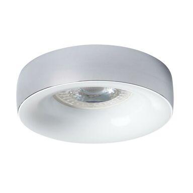 Oprawa stropowa oczko ELNIS IP20 srebrno-biała KANLUX