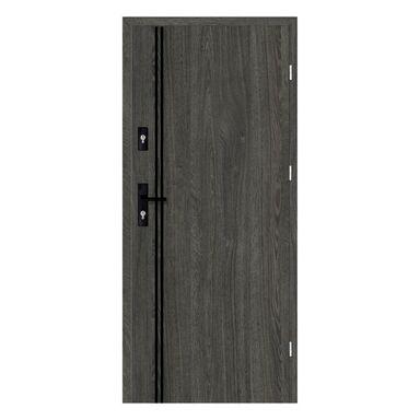 Drzwi wejściowe otwierane do wewnątrz HERMES Biscaya 80 Prawe NAWADOOR