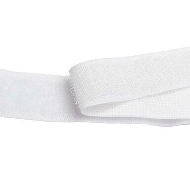 Rzep w taśmie 20 mm x 20 m biały STANDERS