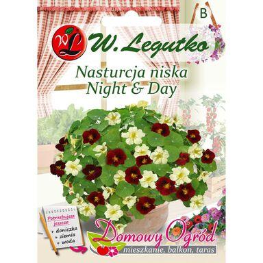 Nasturcja niska Night & Day MIESZANKA nasiona tradycyjne 5 g W. LEGUTKO