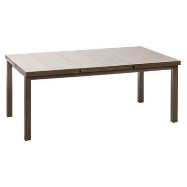 Stół ogrodowy NIAGARA 100 x 180-240 cm NATERIAL