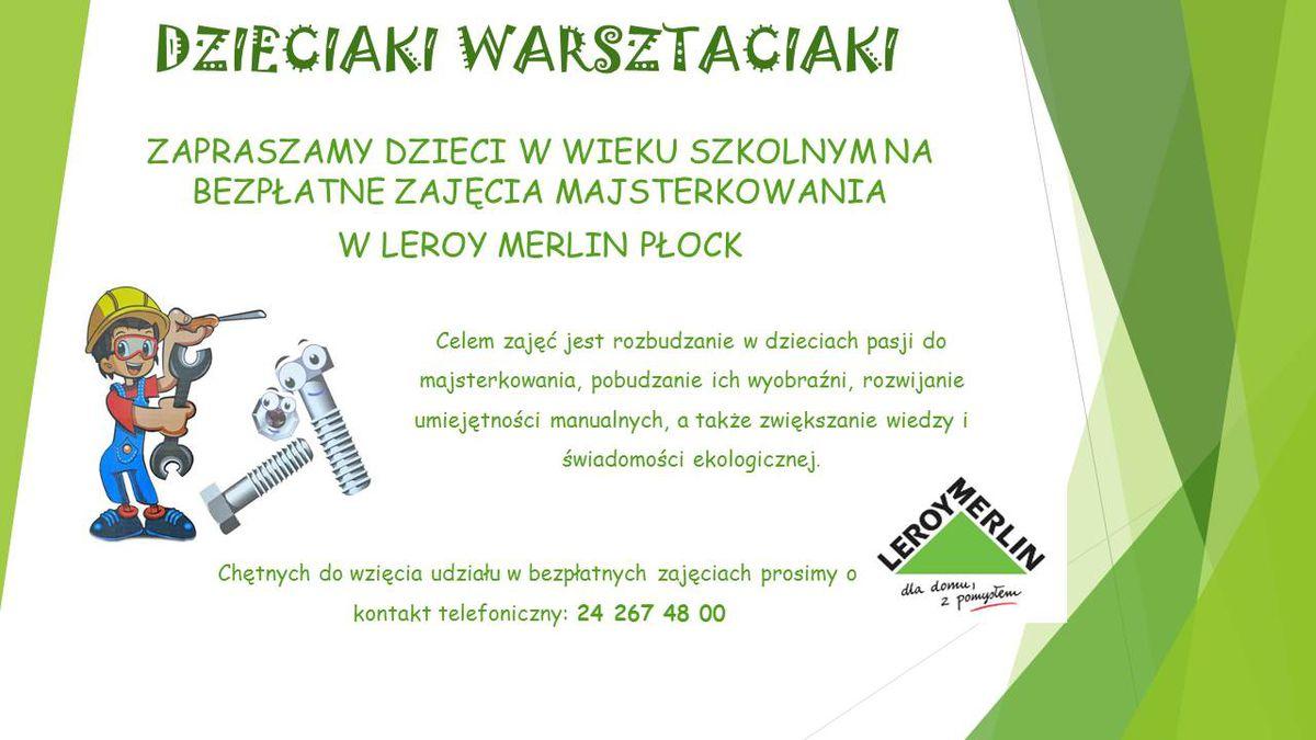Płock Leroy Merlin Sklepy Budowlano Dekoracyjne Leroy Merlin