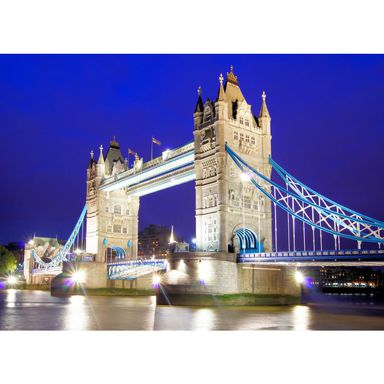 Fototapeta TOWER BRIDGE 416 x 254 cm