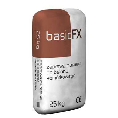 Zaprawa murarska do betonu komórkowego 25 kg BASIC FX