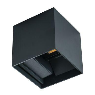 Kinkiet zewnętrzny REKA IP54 grafit kwadratowy LED KANLUX