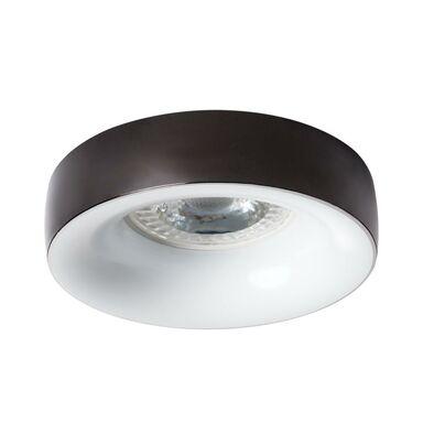 Oprawa stropowa oczko ELNIS IP20 czarno-biała KANLUX