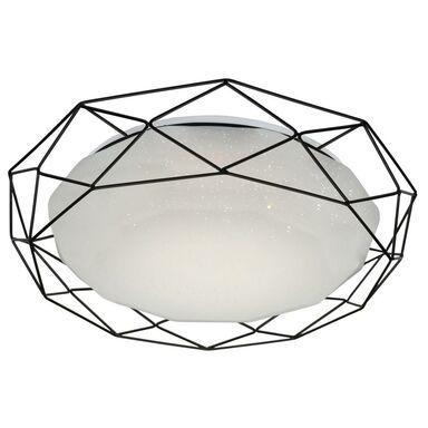 Plafon SVEN 43 cm czarny LED CANDELLUX
