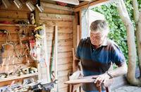 Jak zrobić domek z narzędziami?