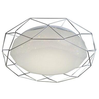 Plafon LED SVEN śr. 43 cm chrom CANDELLUX