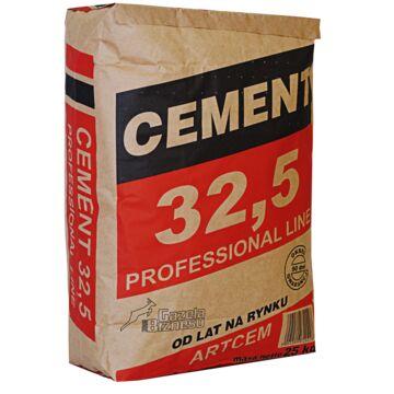 Cement PROFESSIONAL LINE 32,5 R 25 kg ARTCEM