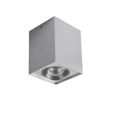 Oprawa stropowa natynkowa GORD DLP 50-AL srebrna GU10 KANLUX