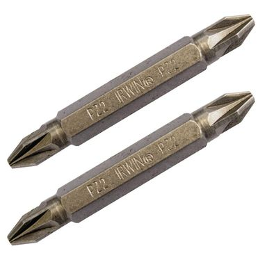 Bit dwustronny do wkrętarki PZ2/PZ2 50 mm 2 szt. IRWIN