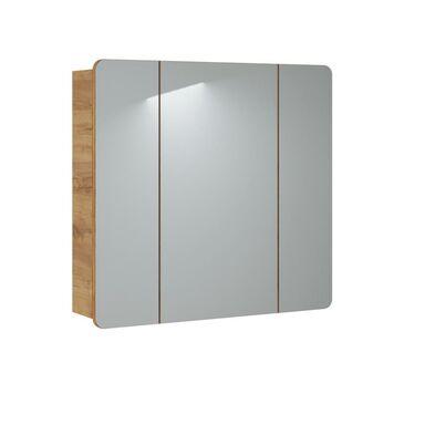 Szafka lustrzana bez oświetlenia ARUBA 80 X 75 X 16 COMAD