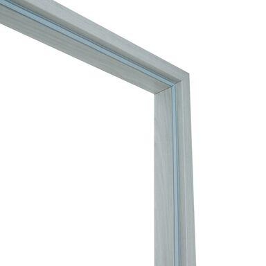 Ościeżnica STAŁA do drzwi zewnętrznych FARO 80 Dąb Frozen Prawa DOMIDOR