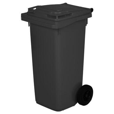 Pojemnik na odpady zmieszane MGB 120L szary ESE