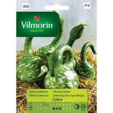 Dynia ozdobna COBRA nasiona tradycyjne 1 g VILMORIN