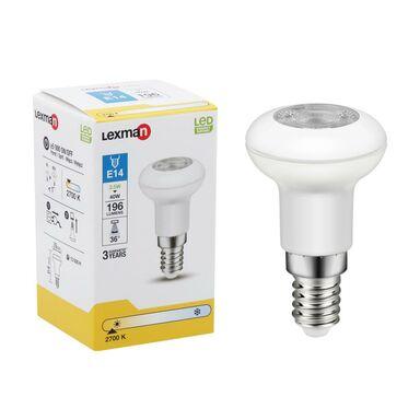 Żarówka LED E14 2.5 W = 40 W 196 lm Ciepła LEXMAN