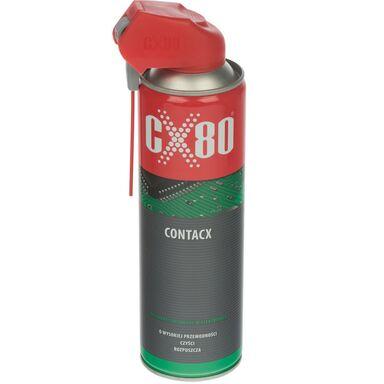 Preparat do czyszczenia i rozpusczający, stworzony specjalnie dla elektroniki i elektrotechniki CONTACX CX-80