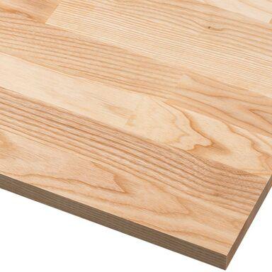 Płyta drewniana JESION 2600x600x20 mm SPACEO
