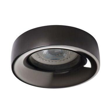 Oprawa stropowa oczko ELNIS IP20 czarna GU10 KANLUX