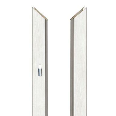 Baza lewa ościeżnicy REGULOWANEJ Bianco 160 - 180 mm ARTENS