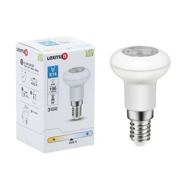Żarówka LED E14 2.5 W = 40 W 196 lm Neutralna LEXMAN