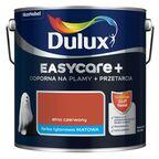 Farba Dulux Easycare+ Etno czerwony 2.5 l