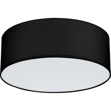 Plafon RONDO 40 cm czarny E27 TK LIGHTING