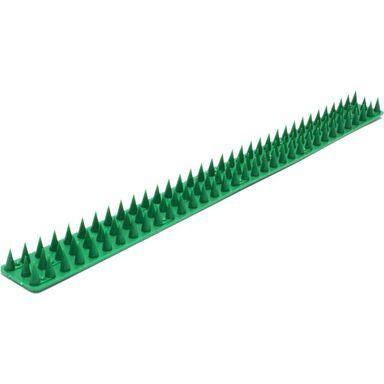 Listwa z kolcami przeciw ptakom Zielona 50 cm 6 szt. NOVODOMO